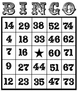 photograph regarding Free Printable Bingo Cards With Numbers named cost-free printable bingo playing cards The Frugal Crafter Blog site