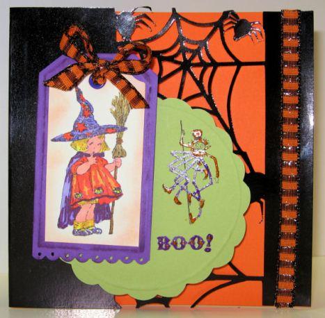 Card by Lindsay Weirich copyright 2008