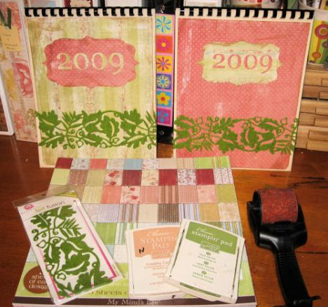 Calendars by Lindsay Weirich 2008