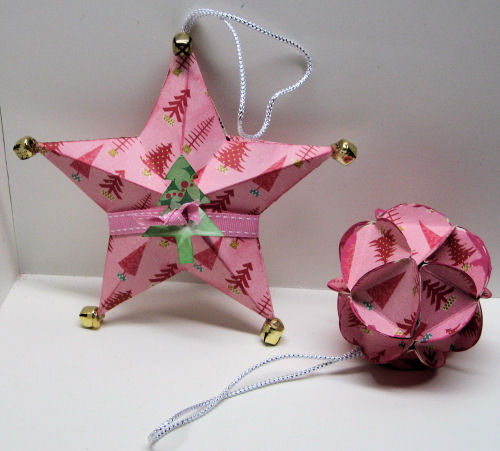 Holiday ornaments by Lindsay Weirich 2008