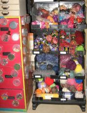 My yarn stash...most of it LOL!