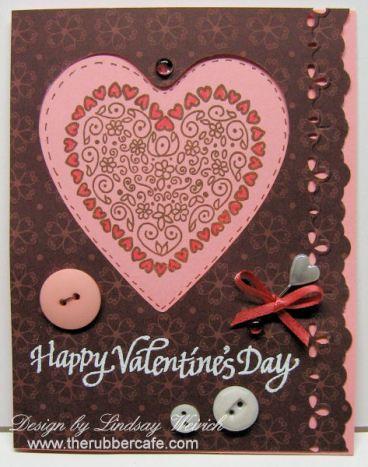 Card by Lindsay Weirich 2009