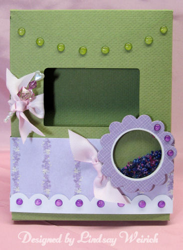 Download a file to cut this box with your cricut, or a printable template for free!