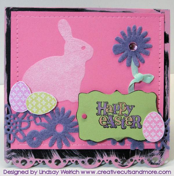 flocked-bunny