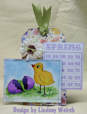The chick and egg image is also a digi-stamp of mine, you can download this digi-stamp below, enjoy!