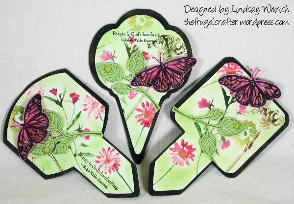 Stamps: Inque Boutique, Stampin Up, Paint: M. Graham, Ink: Colorbox, SU!