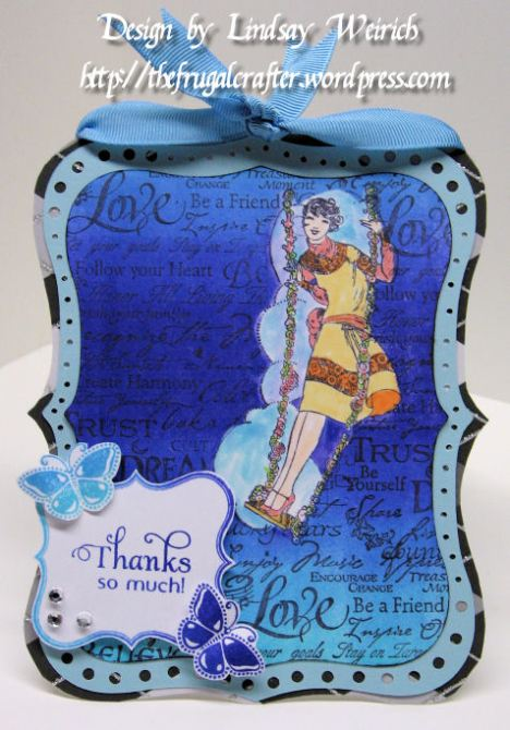 Stamps: Crafty Secrets, Inkadinkado, Paper: DCWV, Die Cuts: Cricut Accent Essentails cart