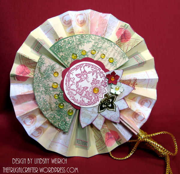 Stamps: About Art Accents, Tool: Scor Pal, Paper: Autumn Leaves and other