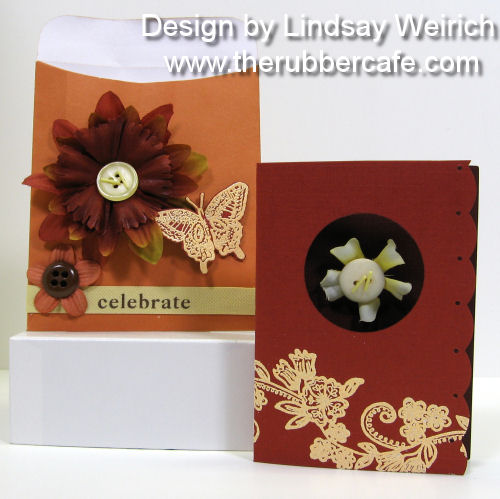 Stamps: The Rubber Cafe, Pocket: dollar Tree, Cardstock: Doublemates