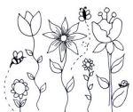 Primative Flowers