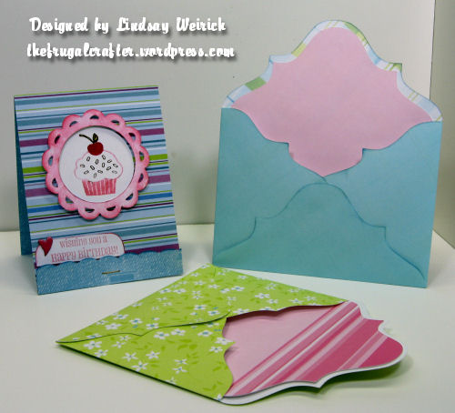 Stamps: The Paper Co., Paper: DCWV, Around the block, Chatterbox, tool: Cricut and Scal Software
