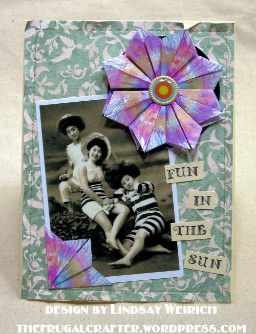 Stamps: Studio G, paper: green: HOTP, Purple:freebie see below