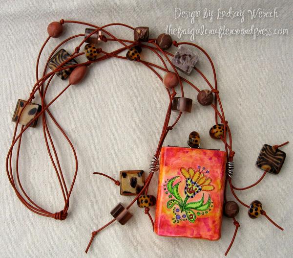 Digital Stamp: Lindsay's Stamp Stuff, Inks: Adirondack, Markers: Bic-Markits, Idea: Lynn Kruke