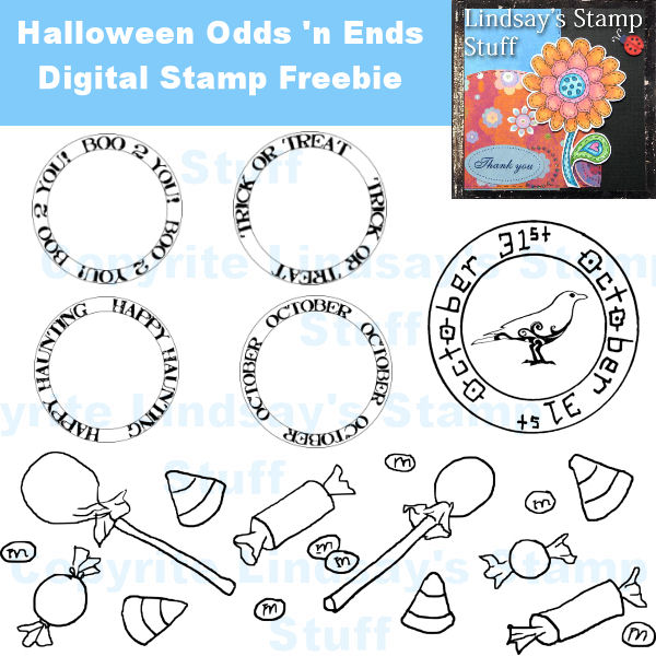 Click preview to dowload this free stamp set!