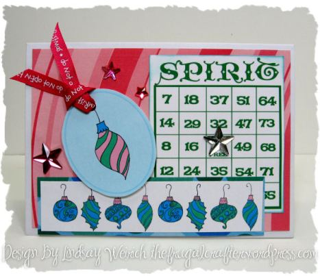 To make fast X-Mas cards print and trim all of your elements ahead of time and put them together in an assembly line ;)