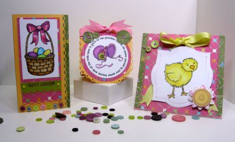 cute easter digital stamp set lindsay's stamp stuff