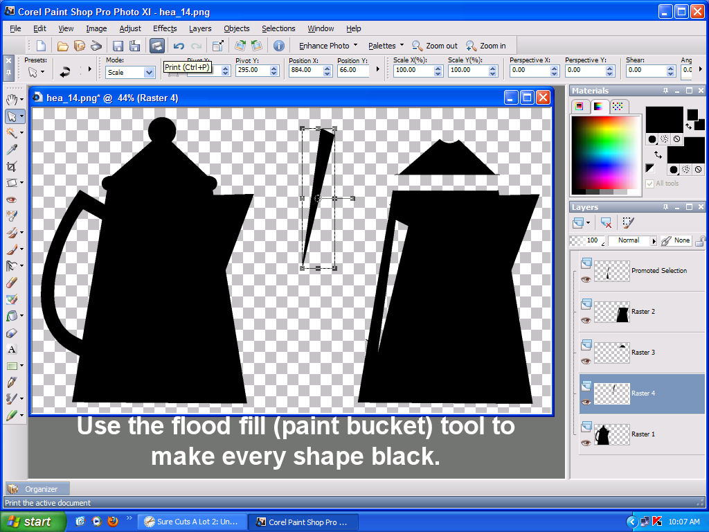 How To Convert Clip Art To A Cutting File For Cricut