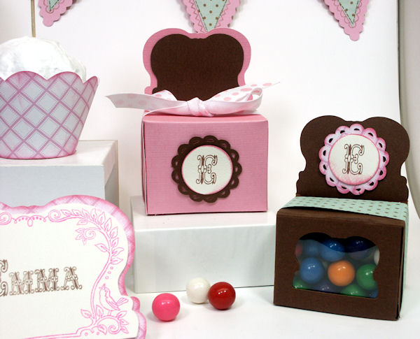 How To Make Cupcake Wrappers With A Silhouette Digital Cutter  Apps