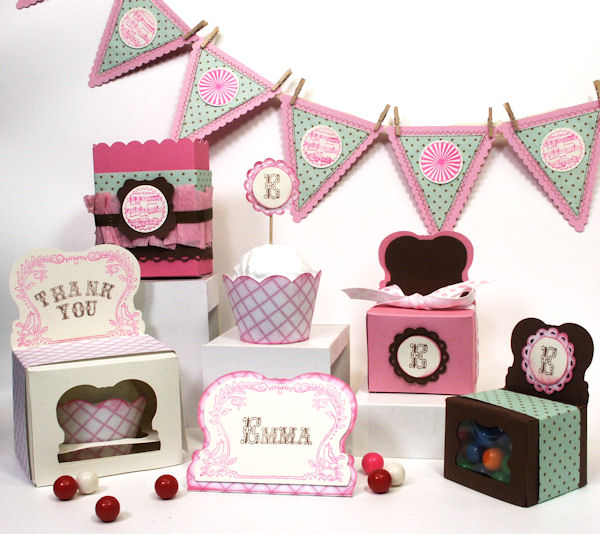 Cupcake Wrappers The Frugal Crafter Blog