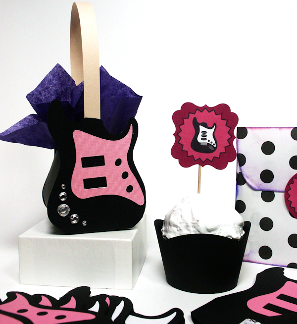 Rock Roll Party Invitations – Rock and Roll Party Invitations