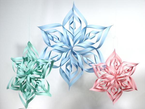 3d Snowflakes Rome Fontanacountryinn Com