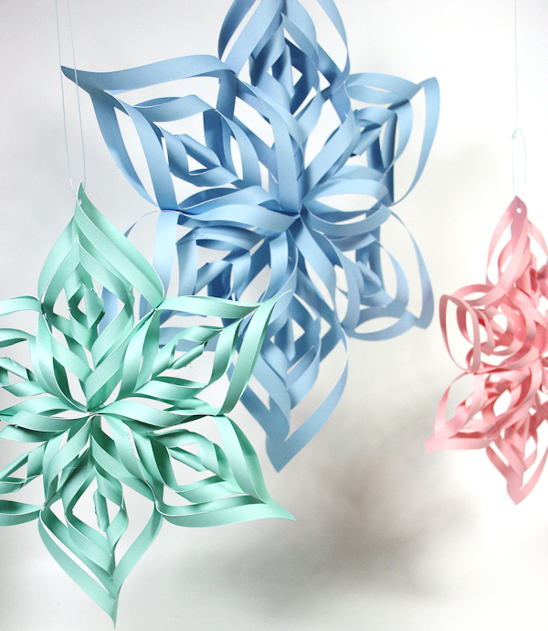 Top 10 3d Snowflake Template Printable