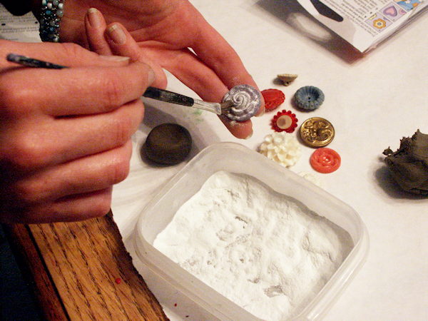 Tutorial: Make your own clay molds! | The Frugal Crafter Blog