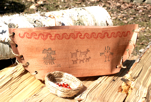 WOYWW: A Native American Craft For Kids! | Thefrugalcrafter's Weblog