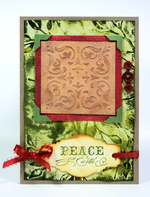 Tutorial how to emboss without a machine the frugal crafter blog you who have die cutting machine are thinking see you later ill just use my machine thanks but wait if you are embossing old school you can emboss solutioingenieria Gallery