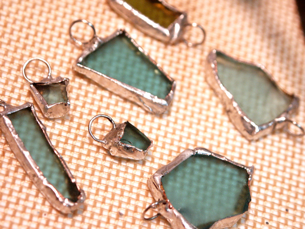 How To Solder Jump Rings To Pendants