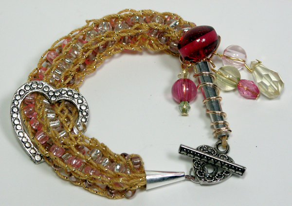 French Knitting With Beads : Clover french knitter the frugal crafter