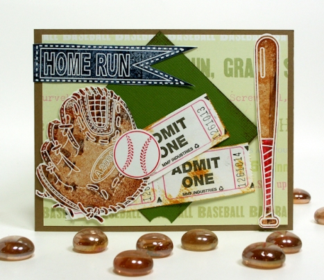 Easy Gift Card Holder Baseball Themed The Frugal