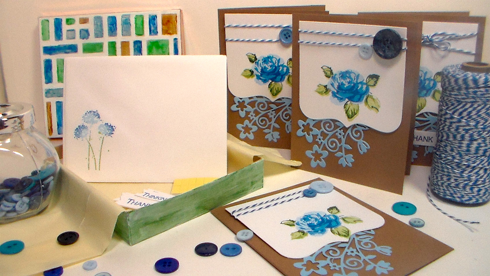 Gift Ideas The Frugal Crafter Blog Wetbrush Watercolor Mossaics Starburst Actually I Wanted To Save It Because Thought Would Come In A Bit More Handy When You Were Getting Ready Start Making Handmade Holiday Gifts