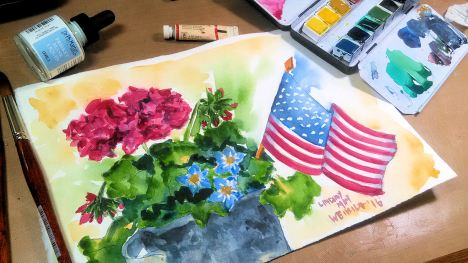 usa_watertcolor
