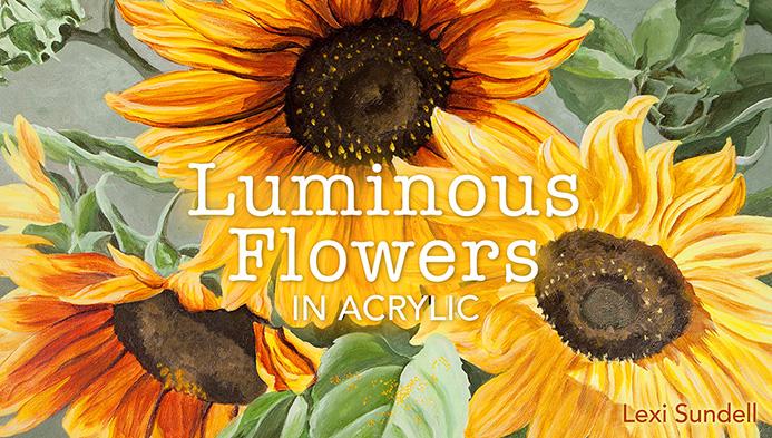 luminousflowerstitleCard