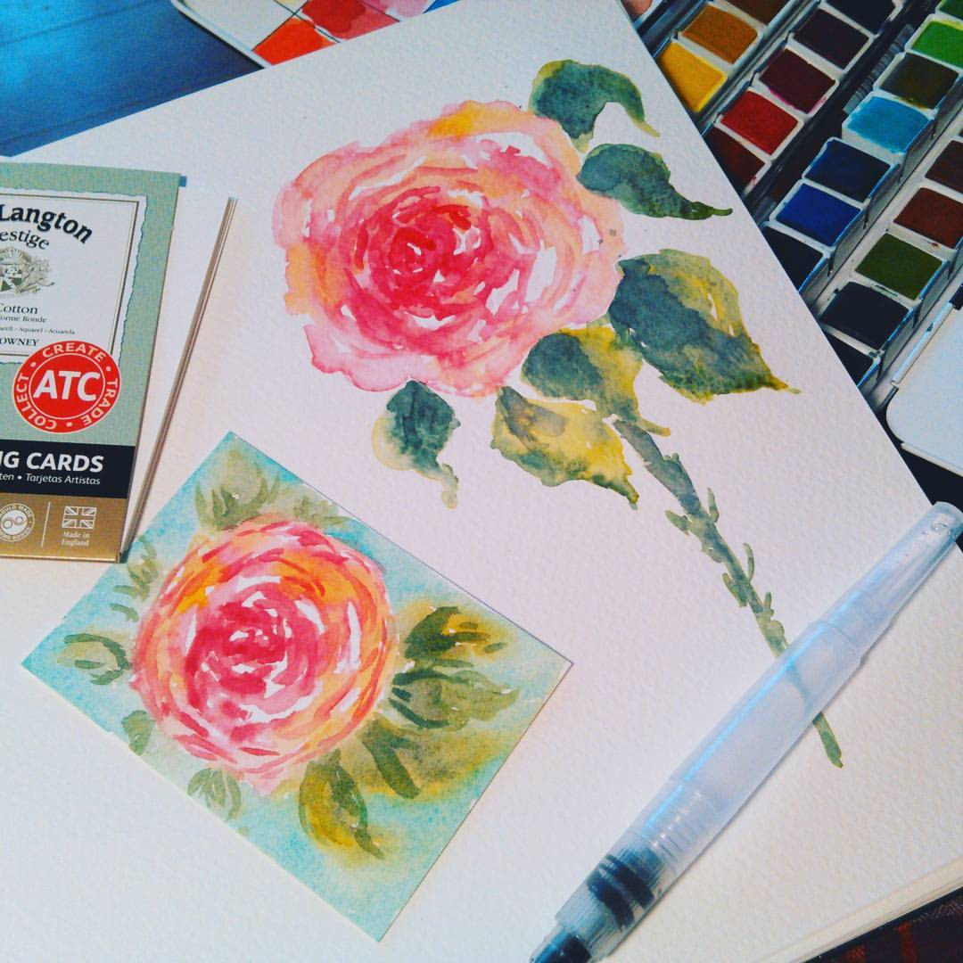 After Christmas Craft Art Supply Haul Winners Announced
