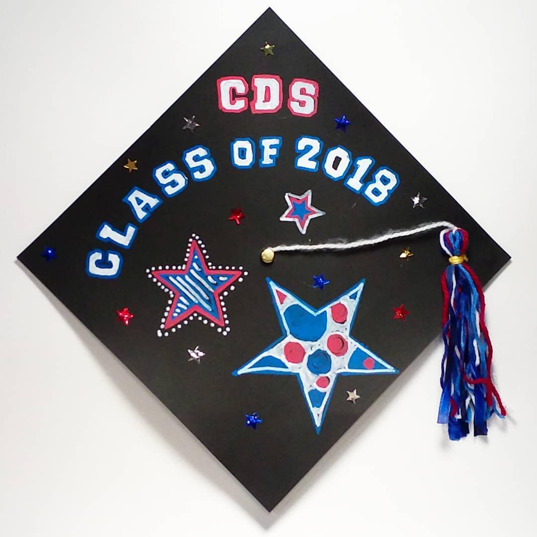 Easy Graduation Decorations!