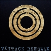 Vintage Beeswax Sample