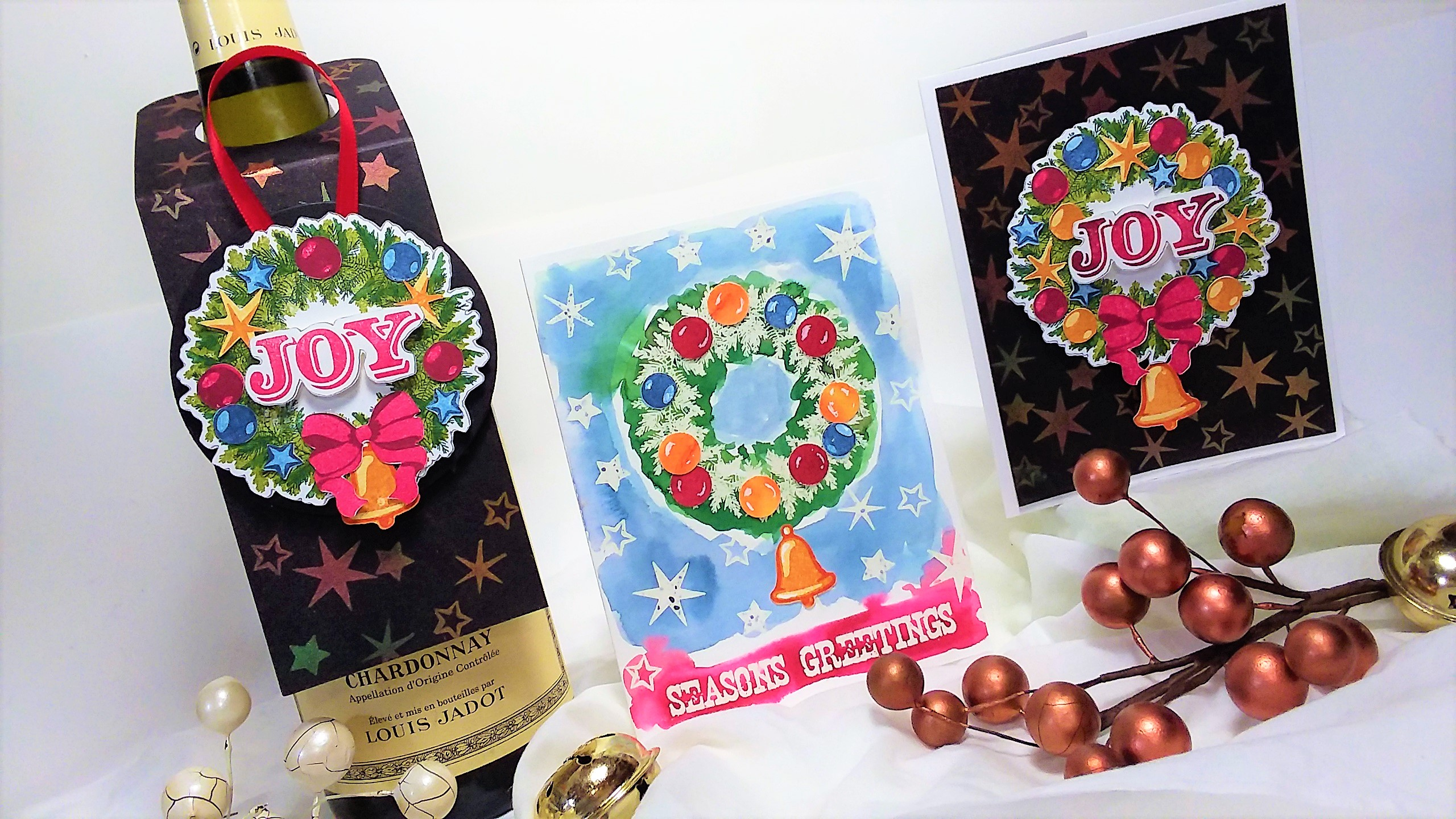 3 Ways to Use Layered Stamps!