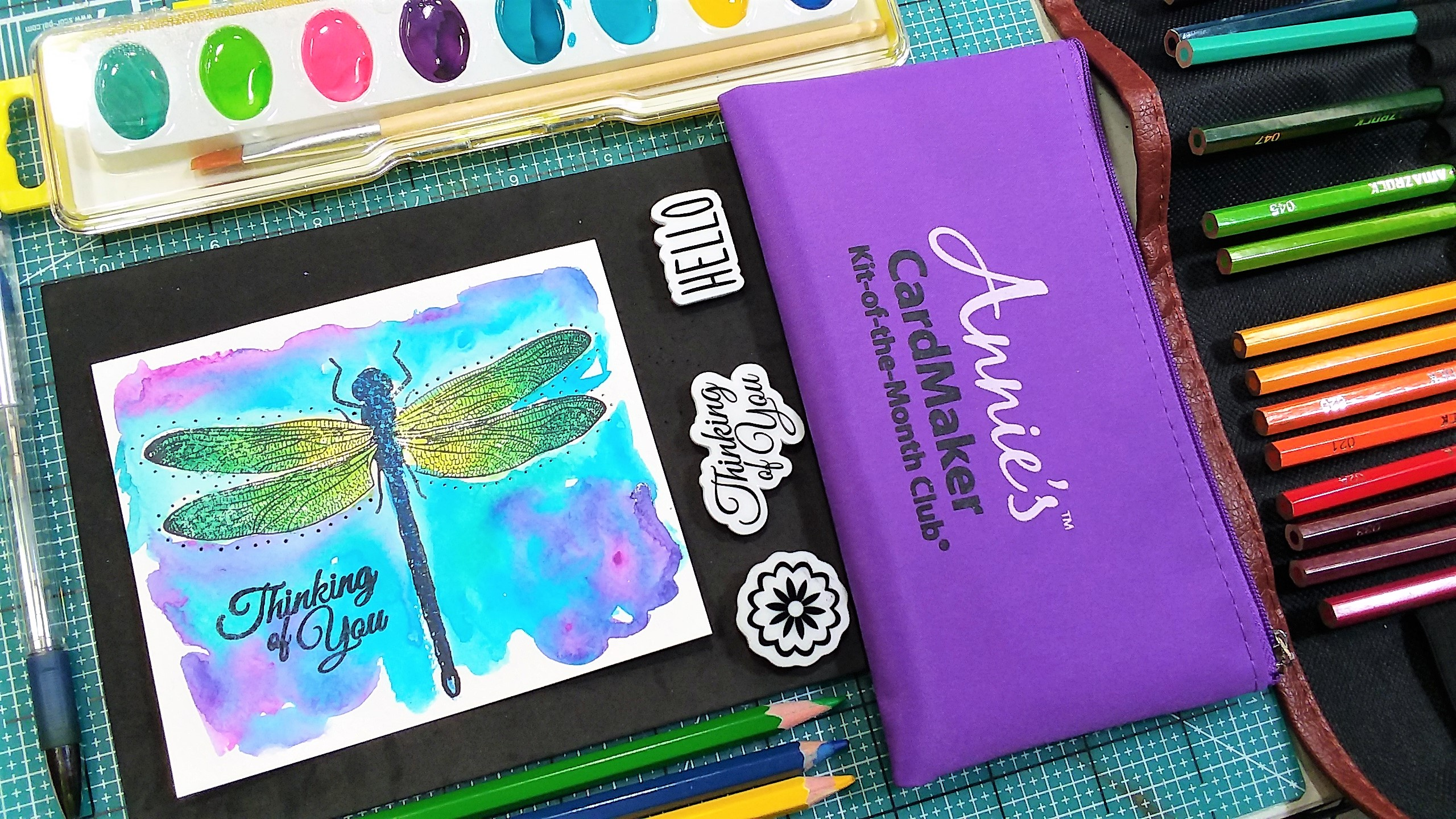 Beginner's Guide To Card Making: 10 Must Have Supplies!